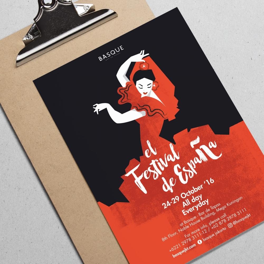 Basque Bar de Tapas - Branding by Twig Studio (niohan),branding,desain grafis,ilustrasi